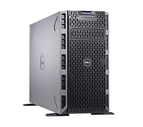 PowerEdge T330 Tower Server, Windows 2016 STD OS, Intel Xeon E3-1230 v6 Quad-Core 3.5GHz 8MB, 32GB DDR4 RAM, 16TB SATA 6Gb/s + 2TB SSD (18TB Total), H730 RAID 2GB Cache, Dual Power, 3 Years Warranty