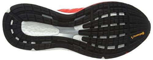 adidas Adizero Tempo 8 M, Zapatillas de Running para Hombre, Rojo / Negro (Rojbri / Rojbri / Negbas), 46 2/3 EU