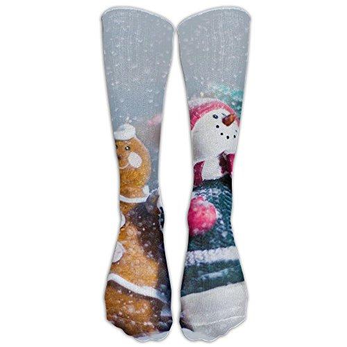 Christmas Fashion,stylish,comfortable,soft Knee High Unisex Stocking