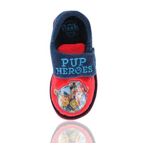 Paw Patrol - Zapatillas de estar por casa de Fieltro para niño