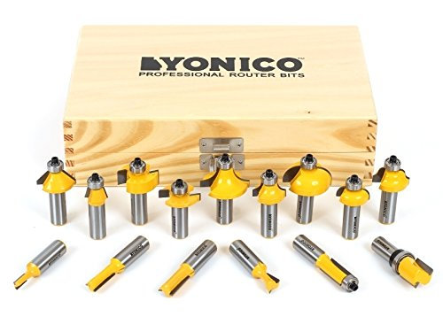 Top freud router bits 1/2 shank roundover