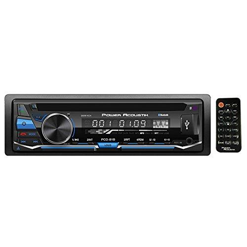 Power Acoustik Receiver Audio Component Receiver multicolored (PCD-81B) by Power Acoustik