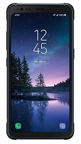bolsa del cinturón / funda para Samsung Galaxy S8 Active, negro + Auriculares   caja del teléfono cubierta protectora bolso - K-S-Trade (TM)