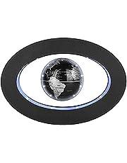 Magnetische Levitatiebol, Kaartbol, Drijvende Globe, Vlakke Wereld En Led Leslamp Voor Leren, Onderwijs of Kantoordecoratie