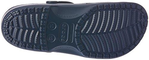 crocs Unisex-Erwachsene Baya Clogs Blau (Navy)