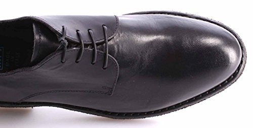 Zapatos Hombres MOMA Business Comfort Para Nera Negra Top Vintage Made Italy New