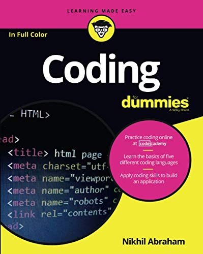 Coding For Dummies )
