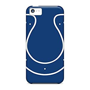 Iphone 5c OSD11306iOXq Provide Private Custom Trendy Indianapolis Colts Series Durable Cell-phone Hard Covers -JoanneOickle