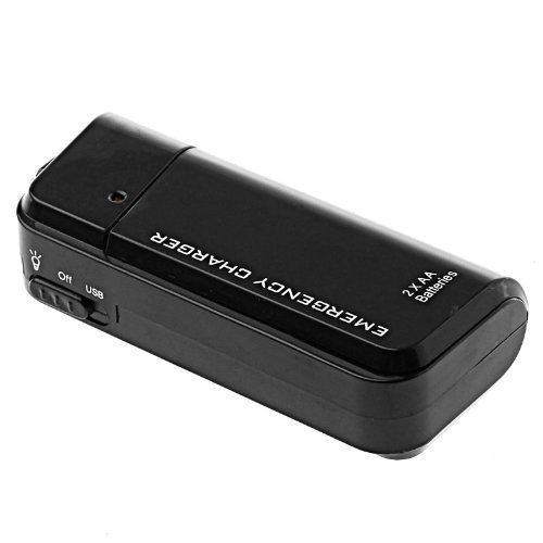 Battery Powered Cellphone Charger - 2