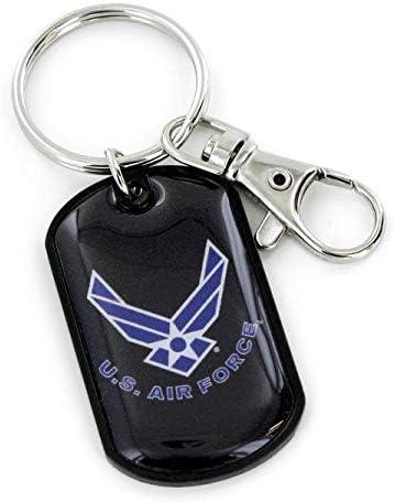 aminco X-Games - Llavero de Perro Militar para Hombre - USMAF-KT-1111, Llavero de Perro Militar, 5, Azul: Amazon.es: Deportes y aire libre