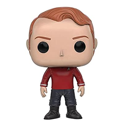 Funko POP Star Trek Beyond - Scotty Action Figure: Artist Not Provided: Toys & Games [5Bkhe1002717]