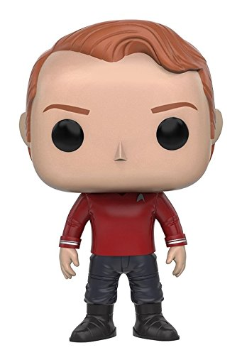 POP! Vinilo - Star Trek STB Scotty Duty Uniform
