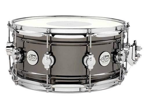 """Pearl 14""""DW Design Series Black Nickel"""