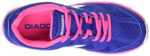 Mixte Multicolore Blu 5 Fluo Gymnastique Diadora C6059 Adulte Rosa Multicolore Hawk Oltremare Ofx8nYt