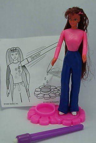Mcdonalds Happy Meal 1999 Teresa 3 Happenin Hair Teresa by McDonalds