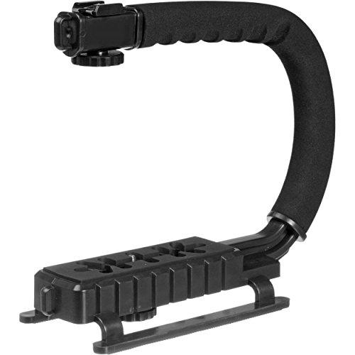 Professional Video Stabilizing Handle - Scorpion Grip for Sony Alpha a6000 Stabilizer Grip, Scorpion Handle, Moon Grip, Vertical Handle w/Shoe Mount by Shop Smart Deals