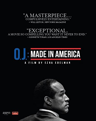 Espn 30 for 30: OJ Made in America Theatrical Edition DVD/BD combo