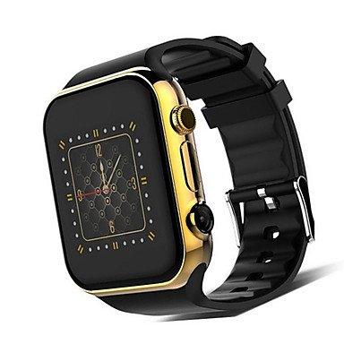 Lemumu V8 Business Smart Watch Pulsera llamada tarjeta de ...