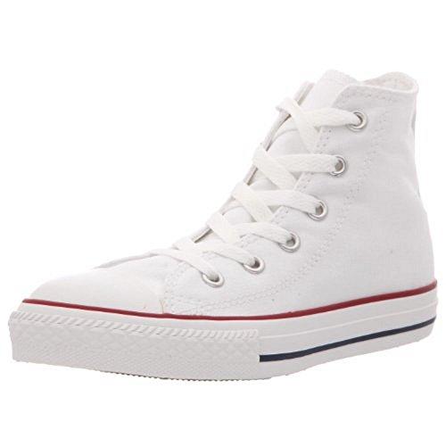 Converse Boys Youths Chuck Taylor Core Hi Opt Wht   White   3 M Us Little Kid