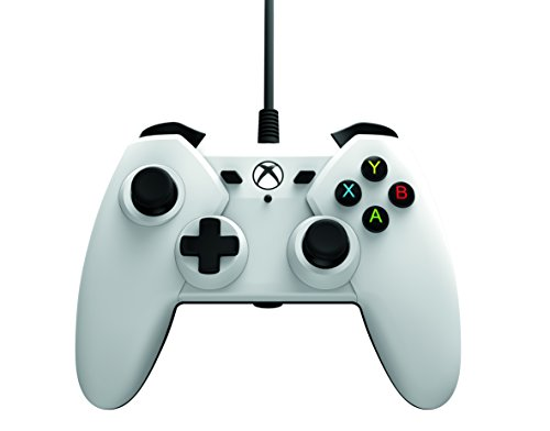 PowerA Wired Controller For Xbox One - White by PowerA