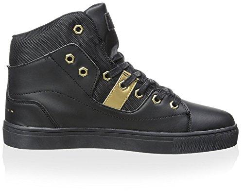Sean John Heren Murano Hightop Sneaker Zwart / Goud
