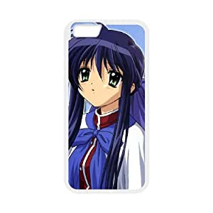 Kanon iPhone 6 Plus 5.5 Inch Cell Phone Case White gift W9588178