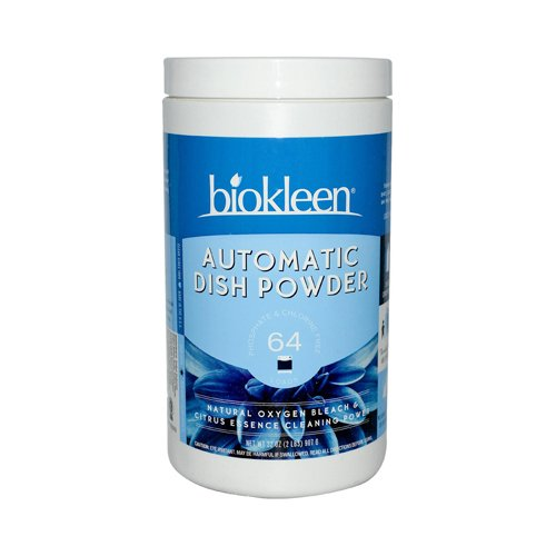 (Biokleen Automatic Dishwashing Powder Detergent, 2 Pound)