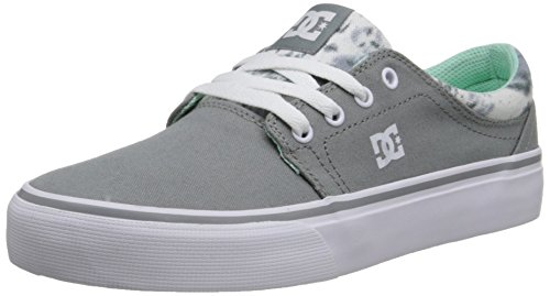 Dc Womens Trase Tx Se Grey Feather Camo