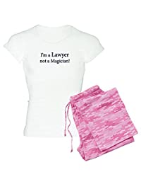 CafePress - Lawyer - Womens Novelty Cotton Pajama Set, Comfortable PJ Sleepwear