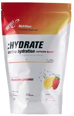Hydrate Caffeinated Active Hydration