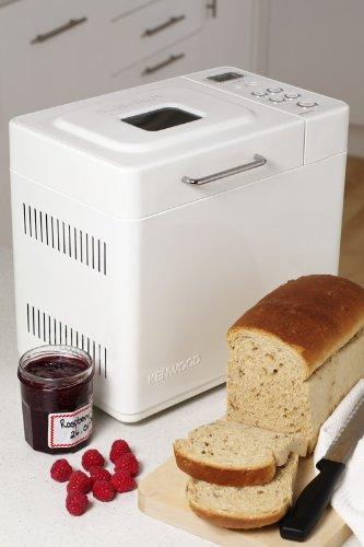 Kenwood BM250 Bread Maker Máquina de hacer pan, 480 W, color blanco: Amazon.es: Hogar