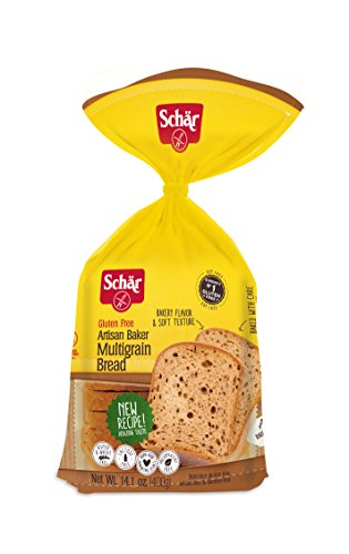 Schar Multigrain Bread, 14.10 Loaf (Pack of ()