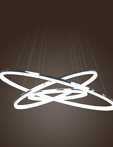 DXZMBDM® Max 70W Zeitgenössisch LED / Ministil Galvanisierung Metall PendelleuchtenWohnzimmer / Schlafzimmer / Esszimmer / Studierzimmer/Büro / , cool white-220-240v