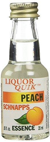Liquor Quik Essence - Peach Schnapps - 20 mL