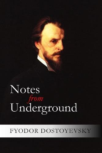 Book cover for Notes from Underground