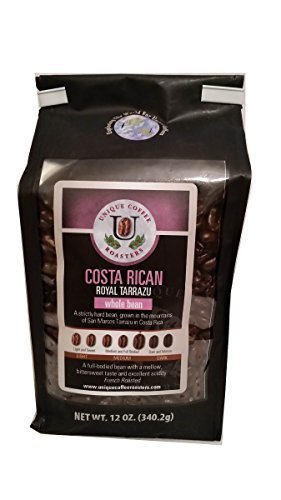 Unique Coffee Roaster Costa Rican Royal Tarrazu