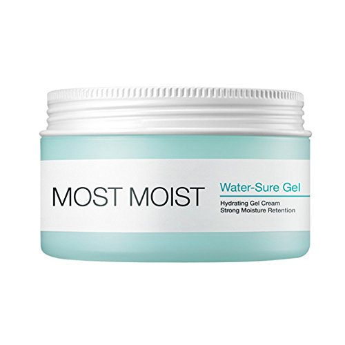 Moist Hydrating Moisturizer (Dr. Jart Most Moist Water Sure Gel Cream 100milliliter / 3.4fl.OZ.)