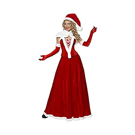 Mrs. Santa Claus Adult Costume - Large