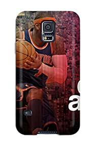 Hot new york knicks basketball nba NBA Sports & Colleges colorful Samsung Galaxy S5 cases 6262122K801923887
