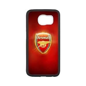 Arsenal F.C. Samsung Galaxy S6 Cell Phone Case Black Customized Gift pxr006_5332192