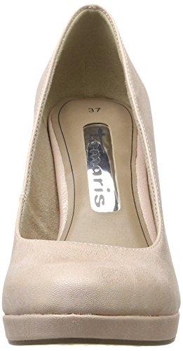 22426 de 952 Rosa Mettalic Tamaris para Zapatos Tacón Mujer Rose pxZw1ndw