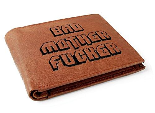 Bad Mother Fucker Kult Geldbeutel, Jules Geldbörse aus Pulp Fiction, Wallet, Portmonaie, Saeckel, NEU