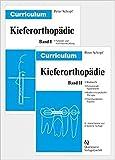 Curriculum Kieferorthopädie (Band 1+2): Curriculum Kieferorthopdie 1/2: Bd. 1: Schdel- und Gebientwicklung. Prophylaxe. KFO Diagnostik, Bd 2: ... Festsitzende Apparaturen, KFO Therapie