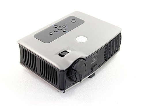 Dell Front Projector (Dell 3400MP , 3400 MP , 1500 Lumens, 2100:1 Contrast, 2.4 lbs, DLP Projector)