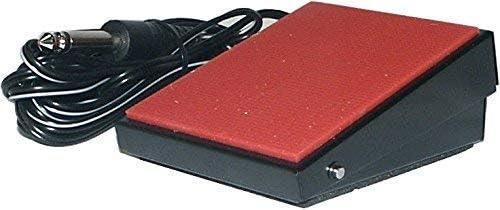 10ft Cord MFJ-1709 Foot Switch PTT 1//4in Plug