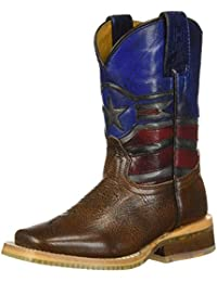 Kids' Justice Western Boot