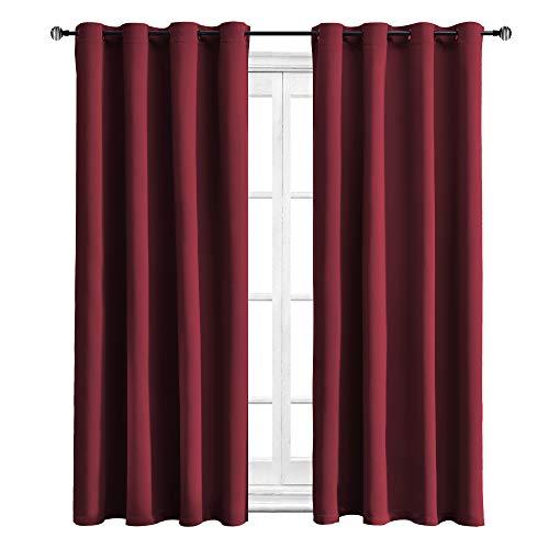 WONTEX Blackout Curtains Thermal