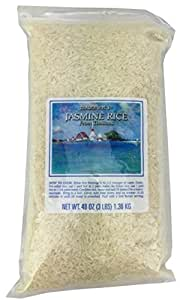 Amazon.com : Trader Joe's Jasmine Rice from Thailand 48oz