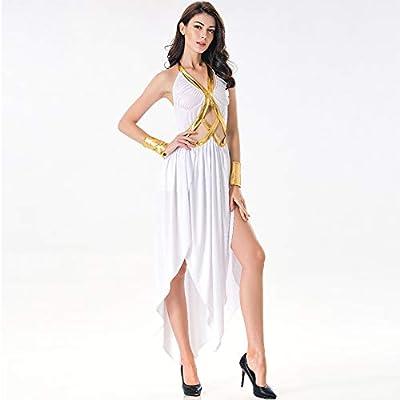 JH&MM Disfraz De Halloween Mujer Sexy Griego Antiguo Athena ...