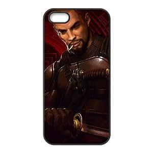Shadow Warrior iPhone 5 5s Cell Phone Case Black Gimcrack z10zhzh-3309252